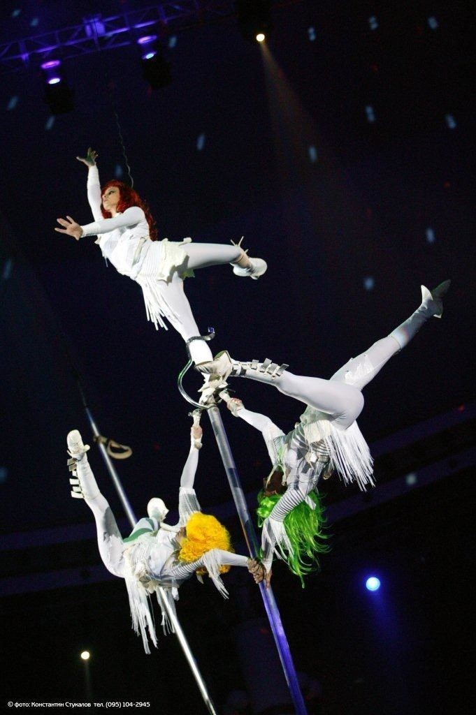 Moscow State Circus return to the Midlands with its latest production GOSTINITSA
