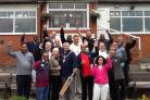 Charity cricket match raised £500 for mayor's charities