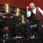 Halesowen News: Sir Bruce Forsyth performing on the Avalon stage at the Glastonbury 2013 Festival (Anthony Devlin/PA Wire/PA Images)