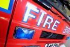 Severe house fire in Romsley