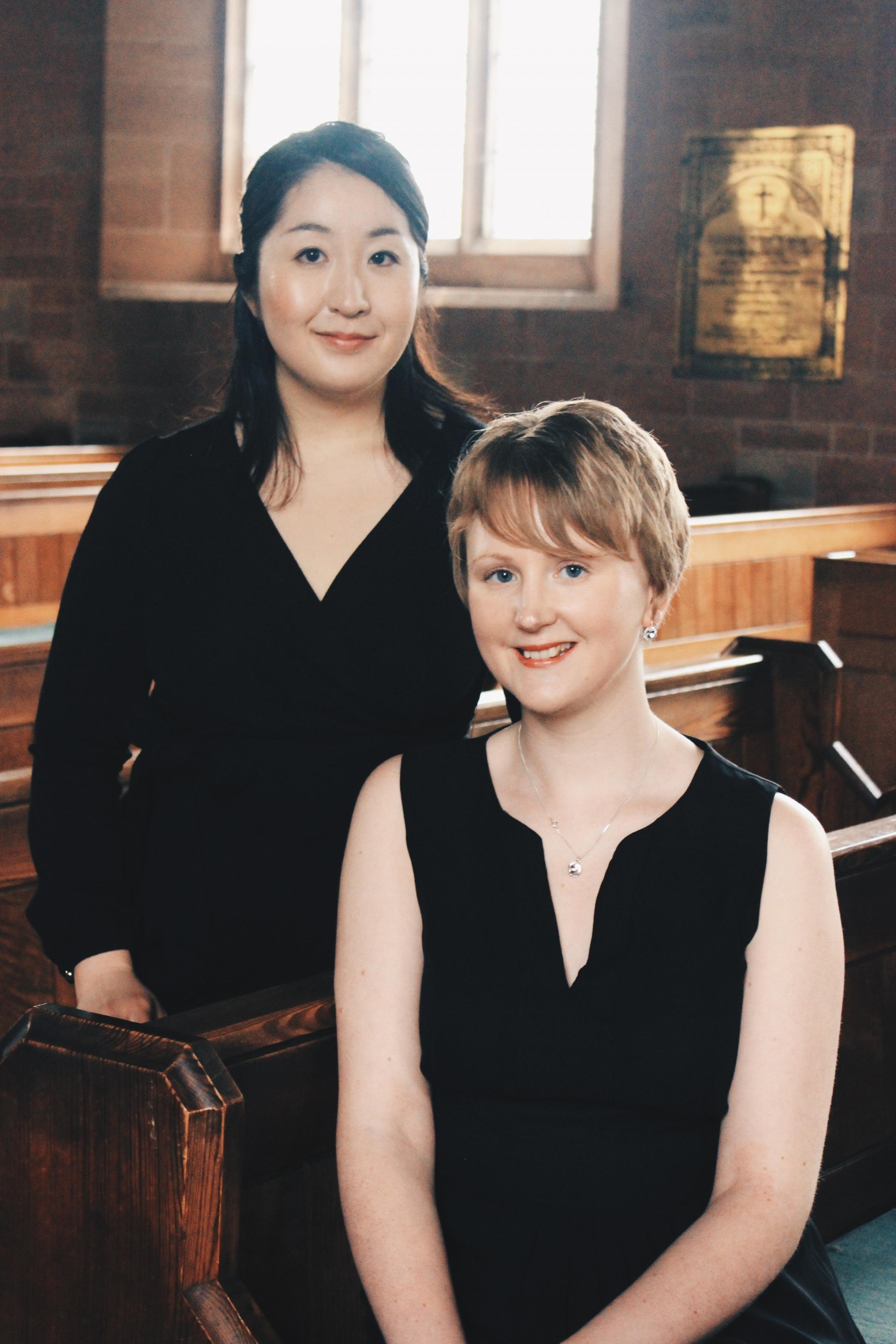 Kinver musicians Ayaki Davies and Hannah McFarland will host a varied programme of music at St Peter's Church on Saturday, September 30.