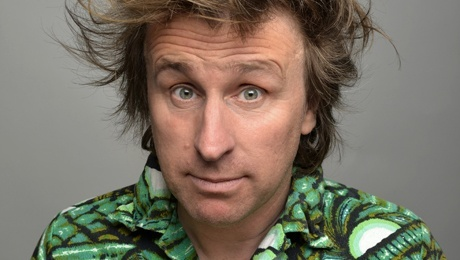 There's still time to get tickets for comic Milton Jones' gig at Wolverhampton's Civic Hall.