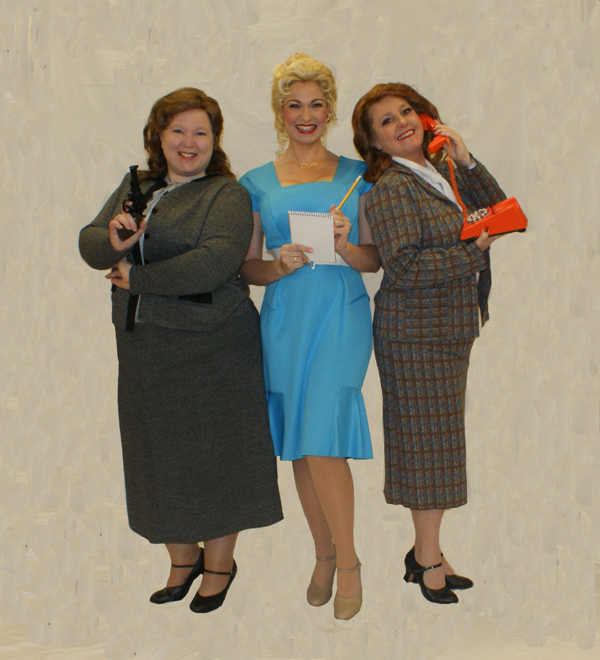 Cradley Heath Amateur Operatic Society will perform Dolly Parton's '9 to 5 – The Musical' at Stourbridge Town Hall between November 14 and November 18.