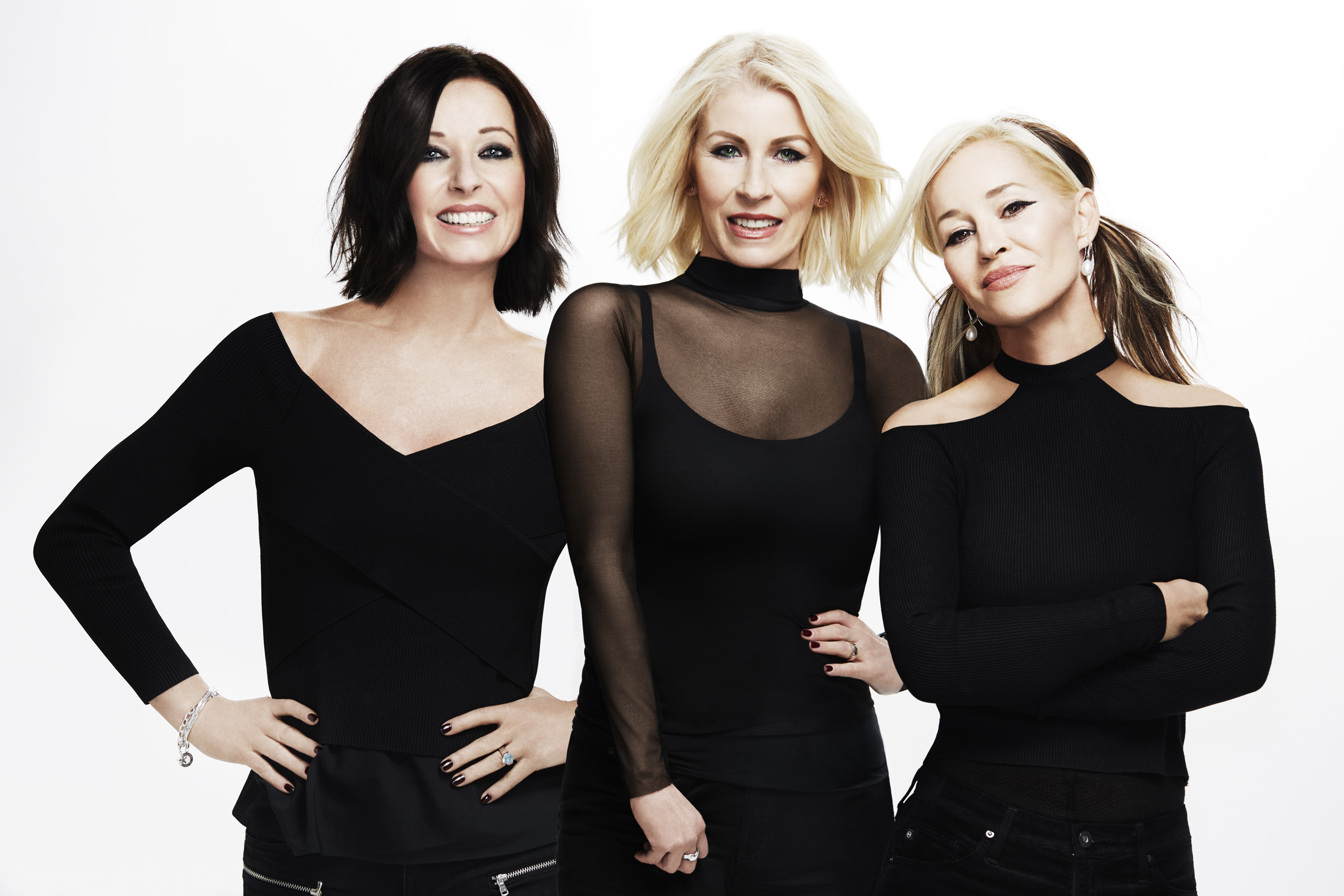 The original line-up of Bananarama are bringing their first ever tour together to Birmingham Arena on November 23.