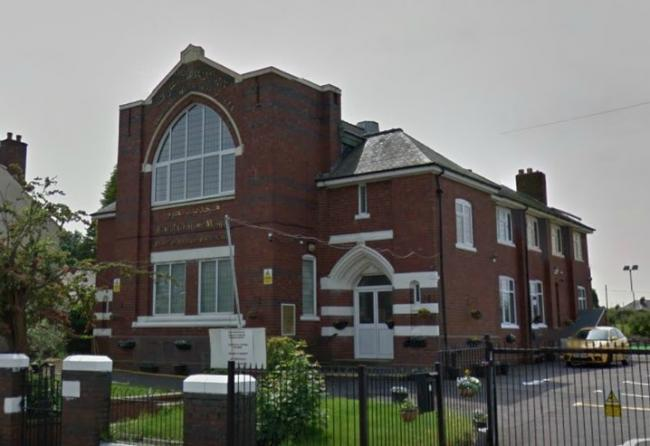 The Baitul Ghafoor Mosque in Halesowen will be open to the public on Sunday (February 18). Pic: Google Street