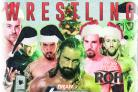 IMPACT Wrestling's Bram and ROH's Harlem Bravado will feature at Wrestle Midlands' Christmas event in Rowley Regis on Saturday (December 9).