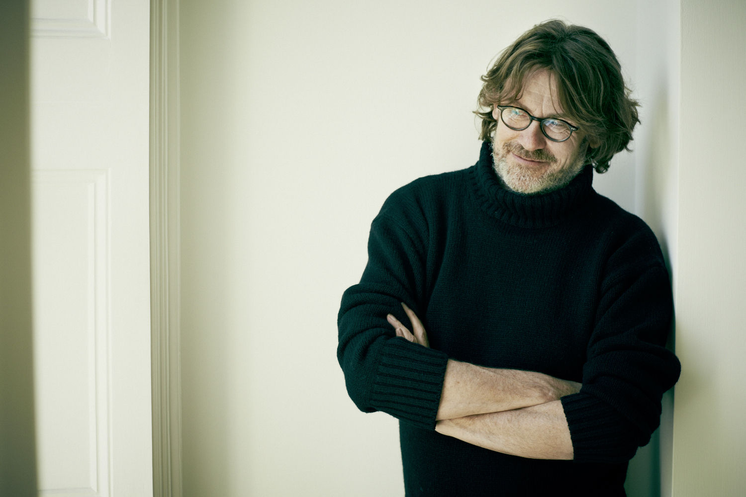 Nigel Slater has put pen to paper for his new book - The Christmas Chroncles. PA Photo/4th Estate.