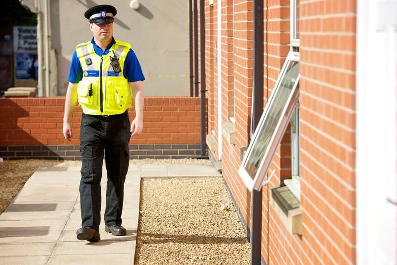 Man charged after Halesowen pensioner is burgled