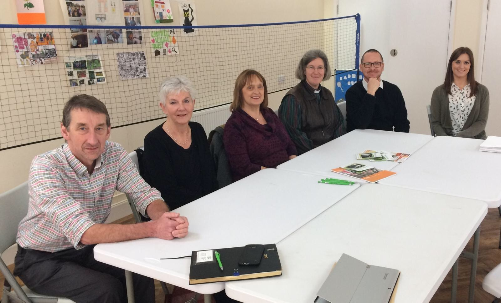 Members of the Shared Lives panel assessed three new sets of adult carers.