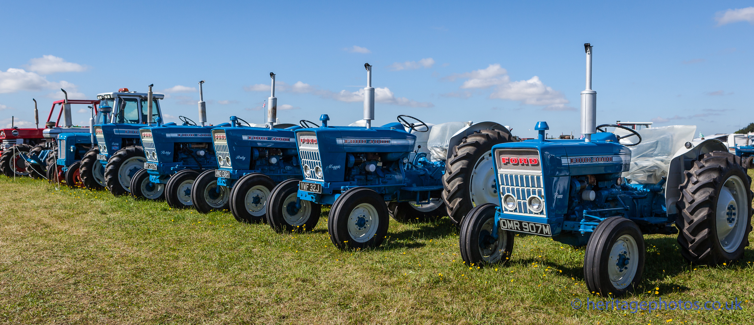 The 44th Annual Gloucestershire Vintage & Country Extravaganza