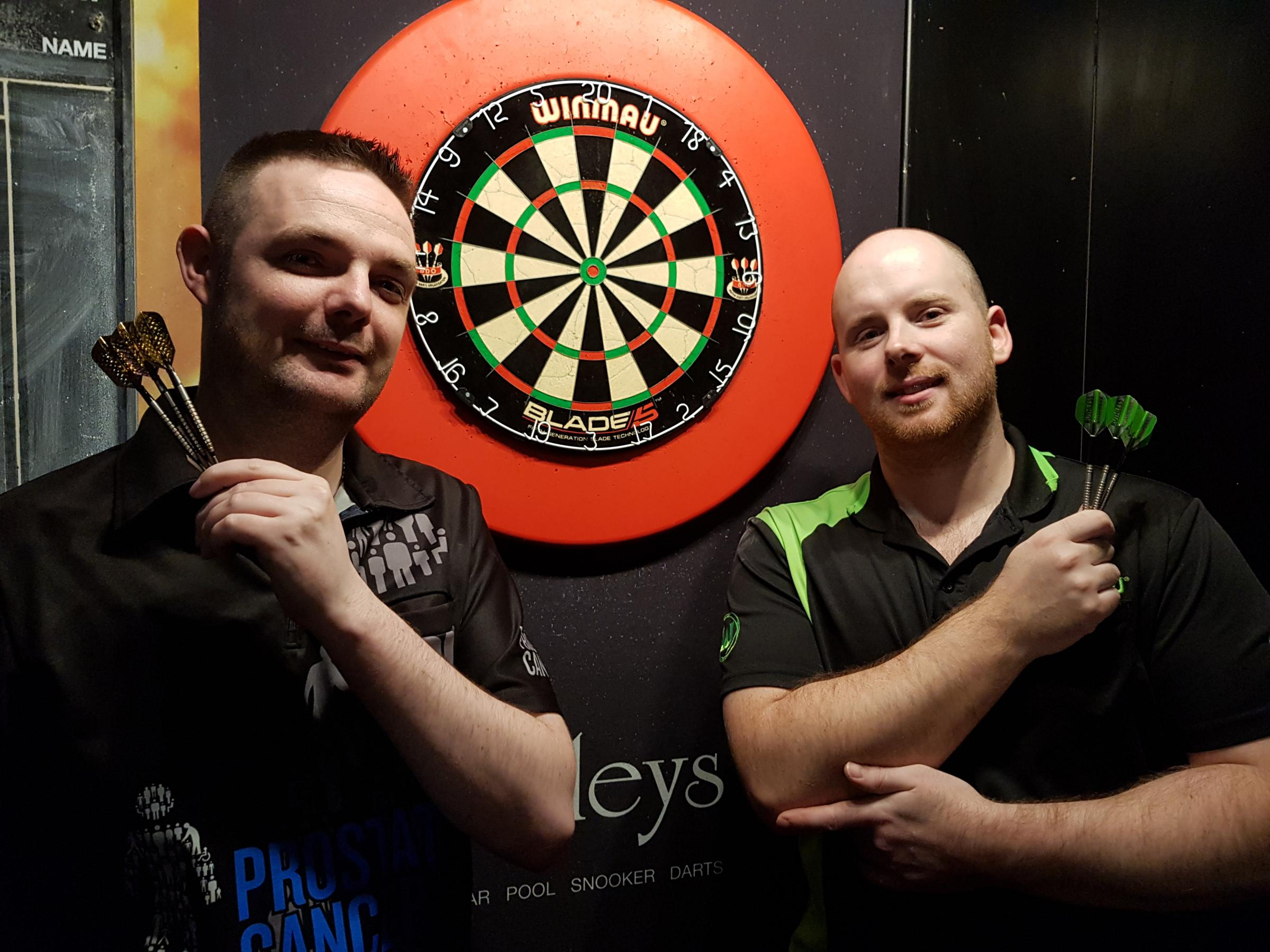 Dudley's Kelly and Cannock's Craddock fought their way to the last two to get their chance at glory at the 2018 UK Open