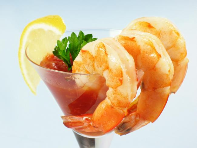 Prawn cocktail has always been a traditional treat. PA Photo/thinkstockphotos