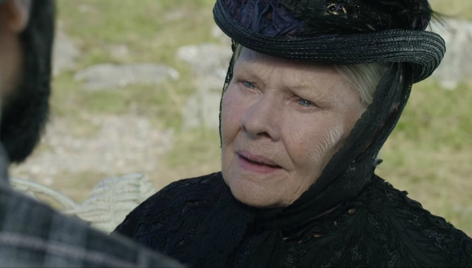 The Dame Judi Dench-staring, Oscar nominated drama 'Victoria and Abdul' is being shown at Oldbury Rep this week.