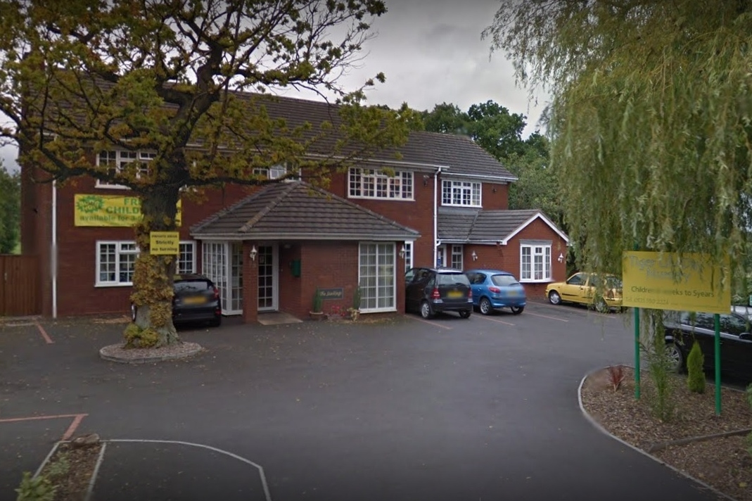 Tiger Lily Day Nursery has gone from being rated as inadequate by Ofsted to good in just over six months. Pic: Google Street