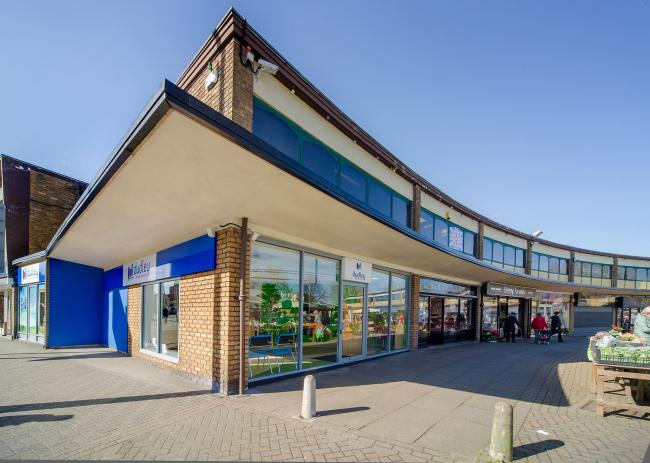 Dudley Building Society's Kingswinford branch.