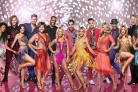 Strictly Come Dancing contestants 2018