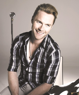 Mum's the word for Ronan Keating