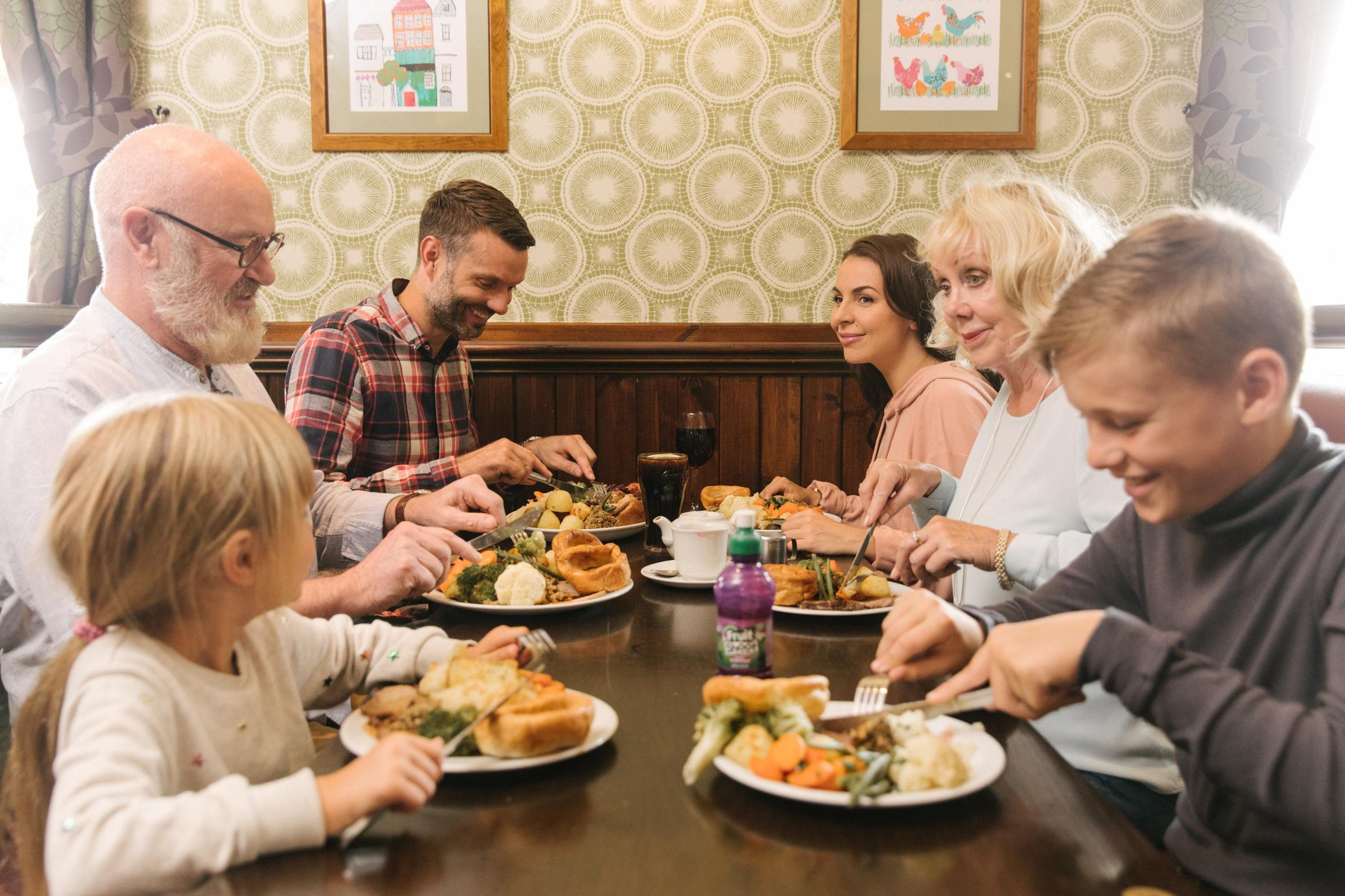 A £1,000 prize and a carvery is up for grabs