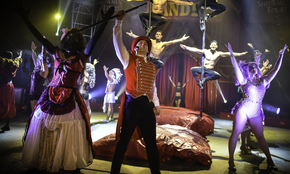 Gandey's Circus returns to intu Merry Hill for a Halloween spooktacular