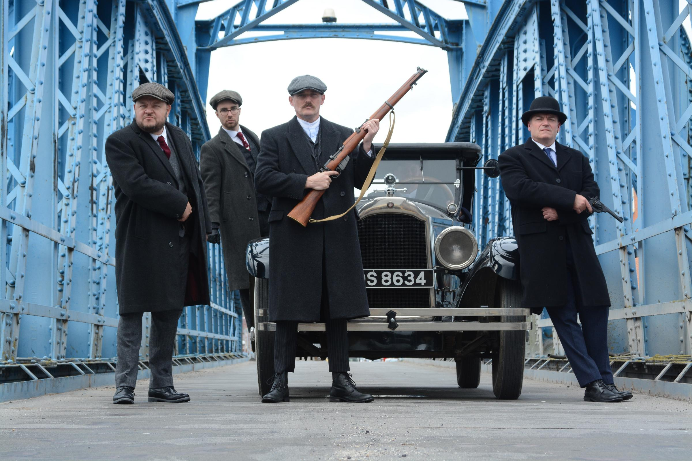Peaky Blinders-themed night will be held in Wolverhampton