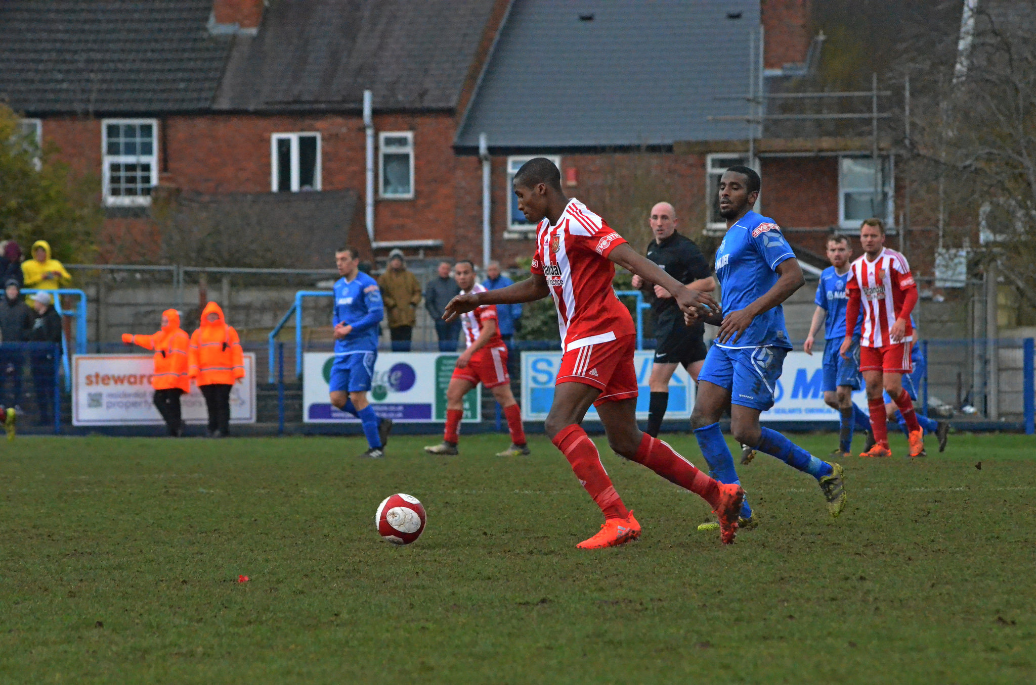 Stourbridge are working to get Aaron Hayden back at the club.