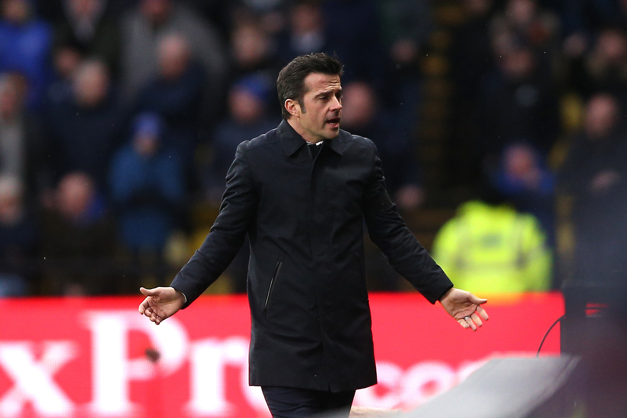 Marco Silva tasted defeat on his return to Vicarage Road