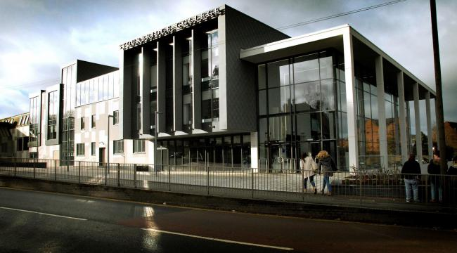 Stourbridge College - part of Birmingham Metropolitan College.