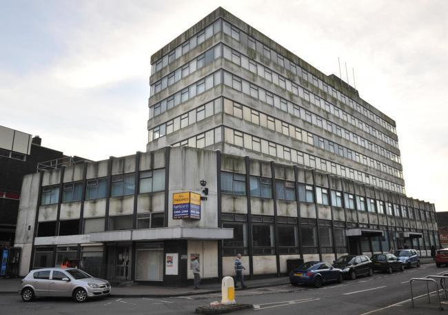 Demolition will finally start on Kidderminster's Crown House on Monday