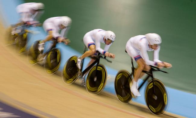Dave Viner wants an indoor velodrome for the West Midlands. Photo: PA Images.
