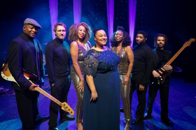 Respect to Aretha coming to Redditch's Palace Theatre next month