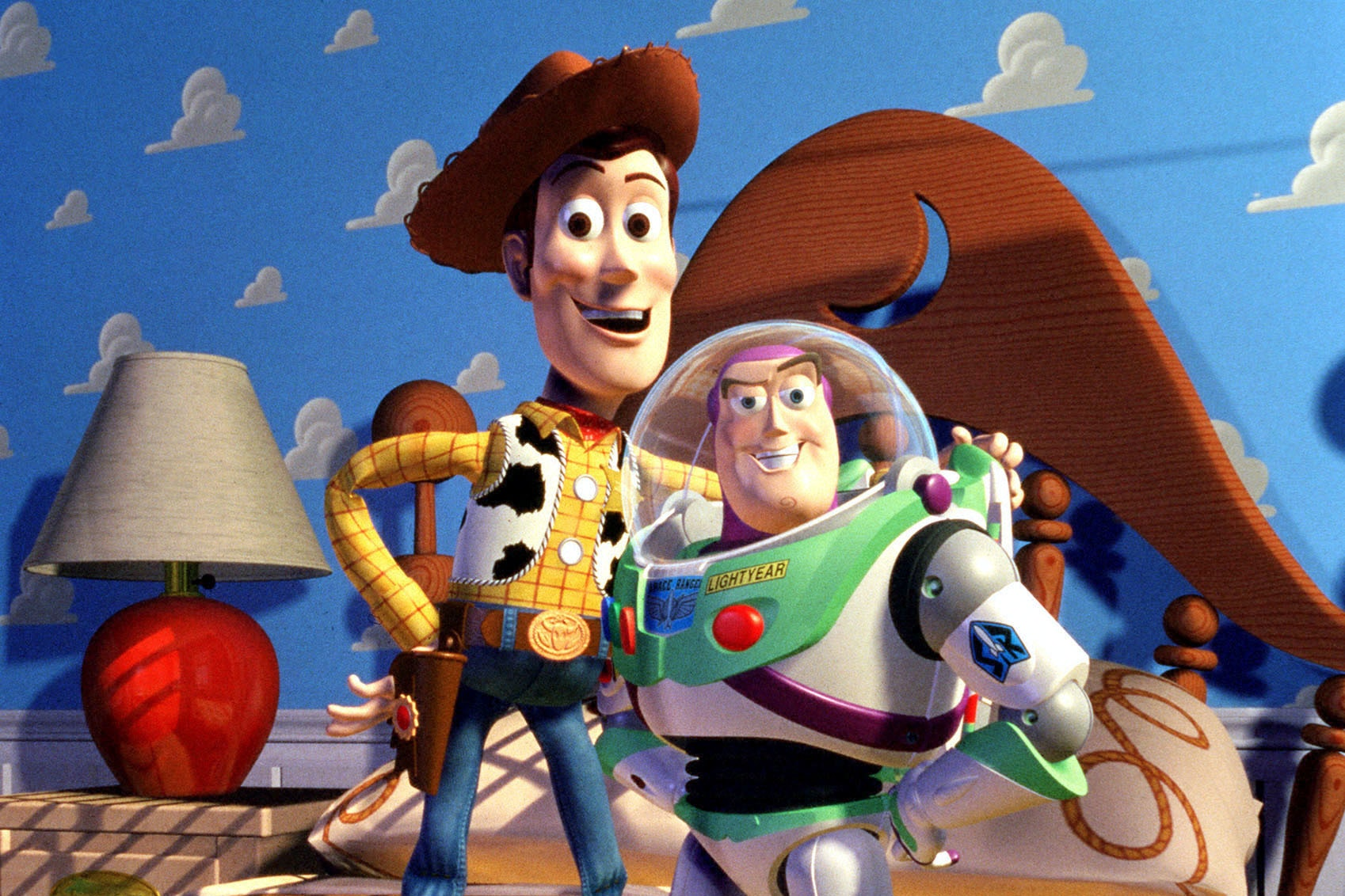 Toy Story Buzz and Woody
