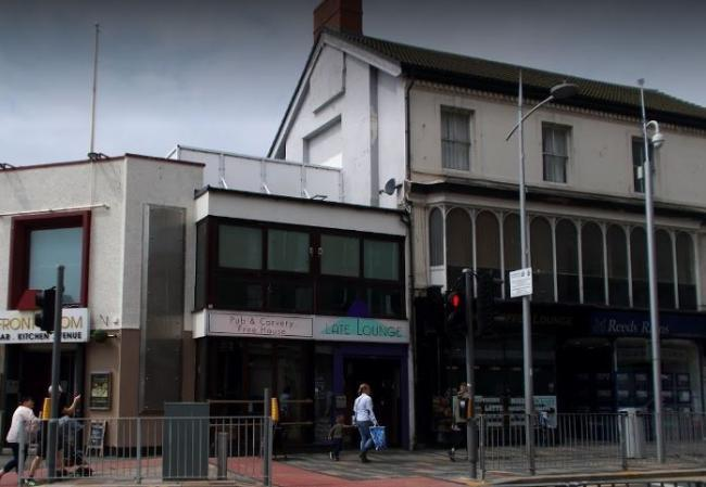 The auditions were due to take place at the Late Lounge on Rhyl High Street next week. Picture: Google Street View