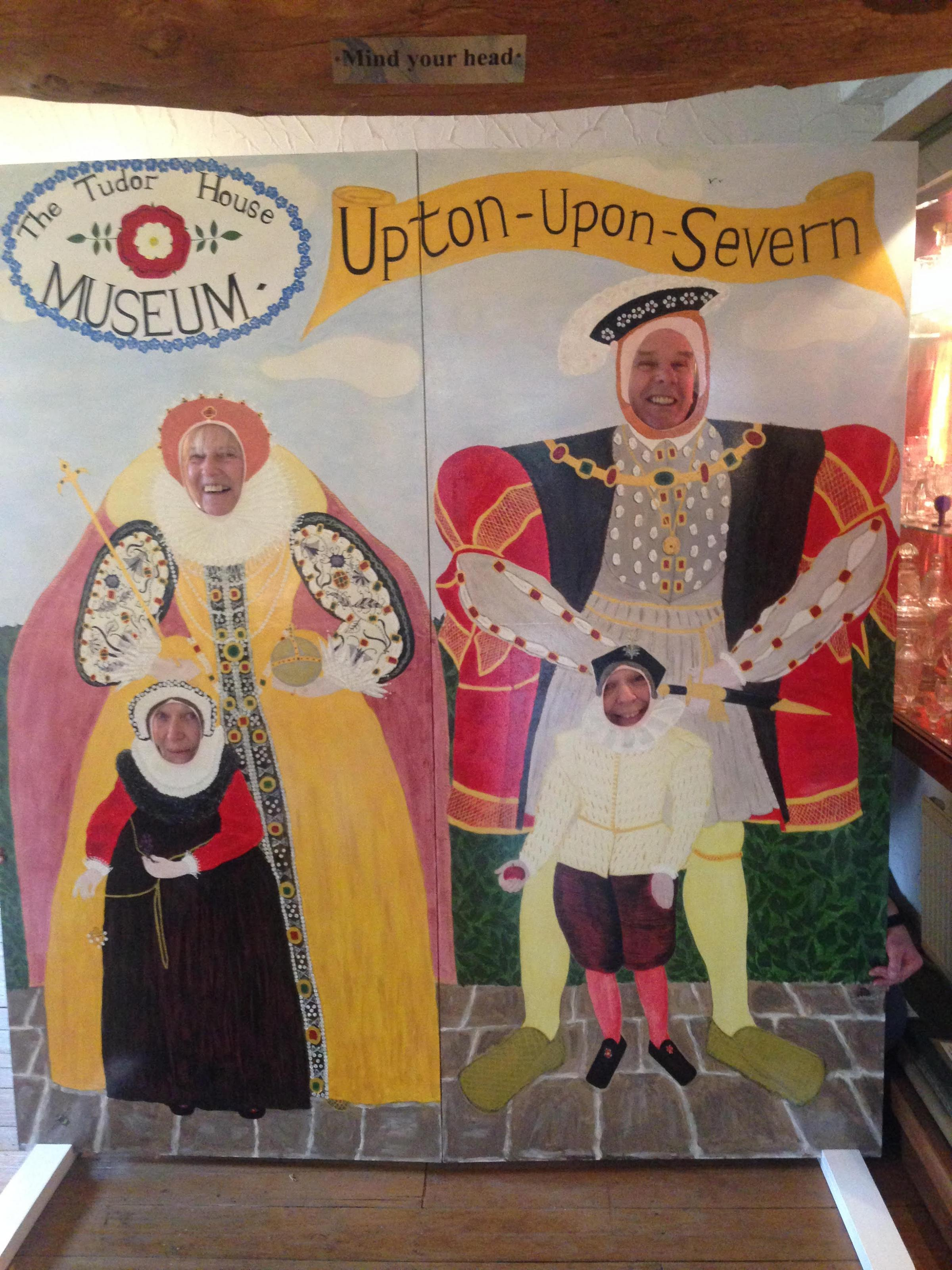 GRAND SUMMER OPENING DAY at THE TUDOR HOUSE MUSEUM, UPTON ON SEVERN