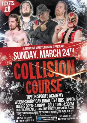 AWW Wrestling - Collision Course