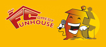 Funhouse Comedy Club - Comedy Night in Elford, Staffordshire September 2019