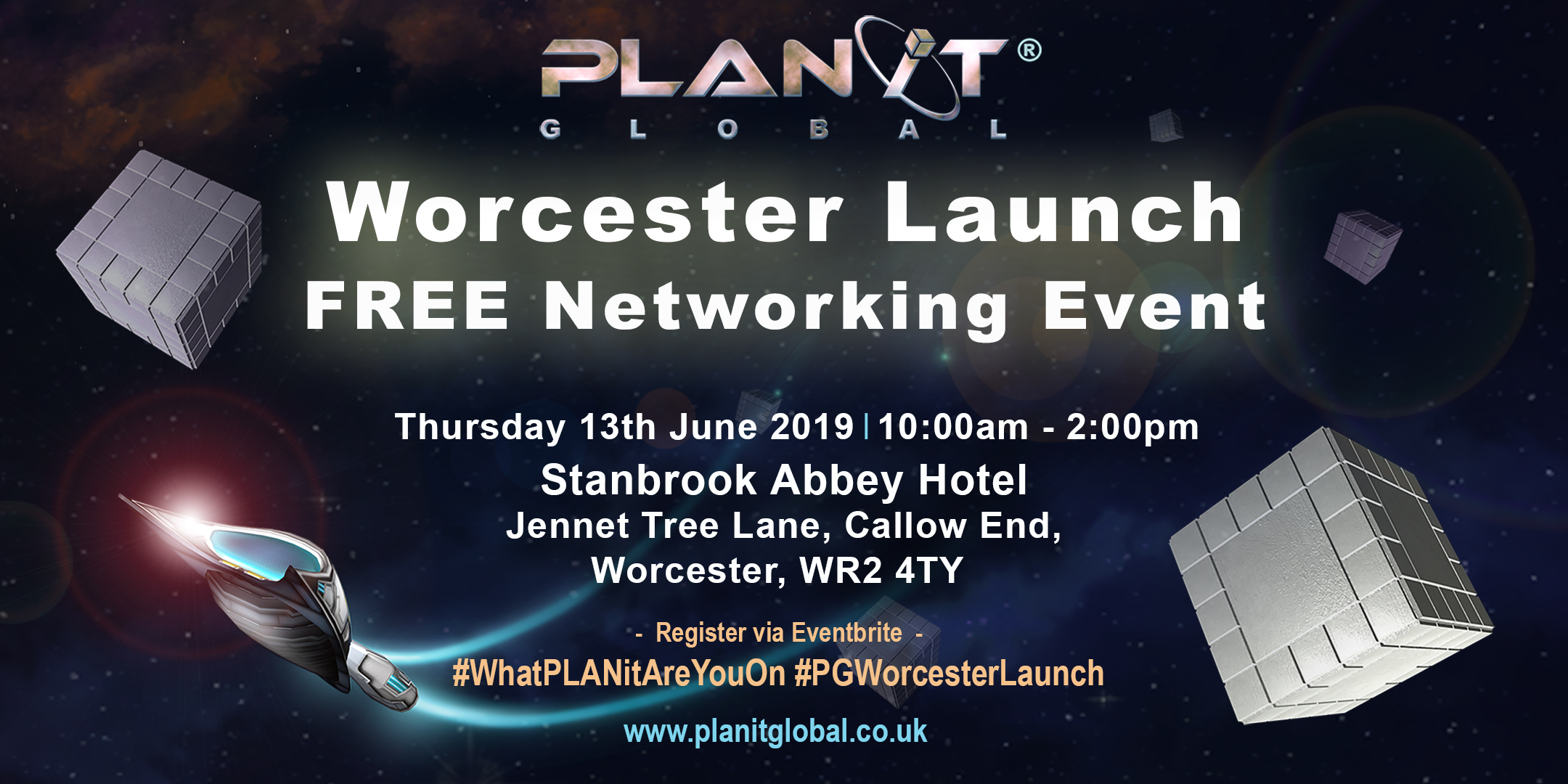PLANit Global Launches into Worcestershire!