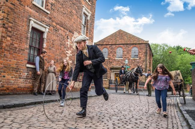 The Black Country Living Museum is laying on a cracking programme of Easter fun this holiday