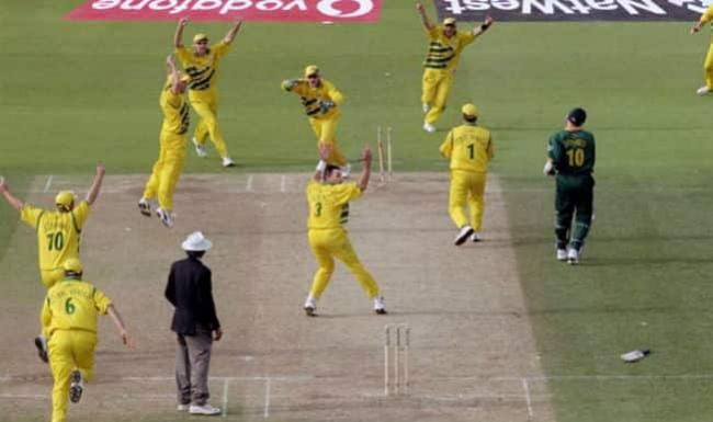 Most memorable Cricket World Cups