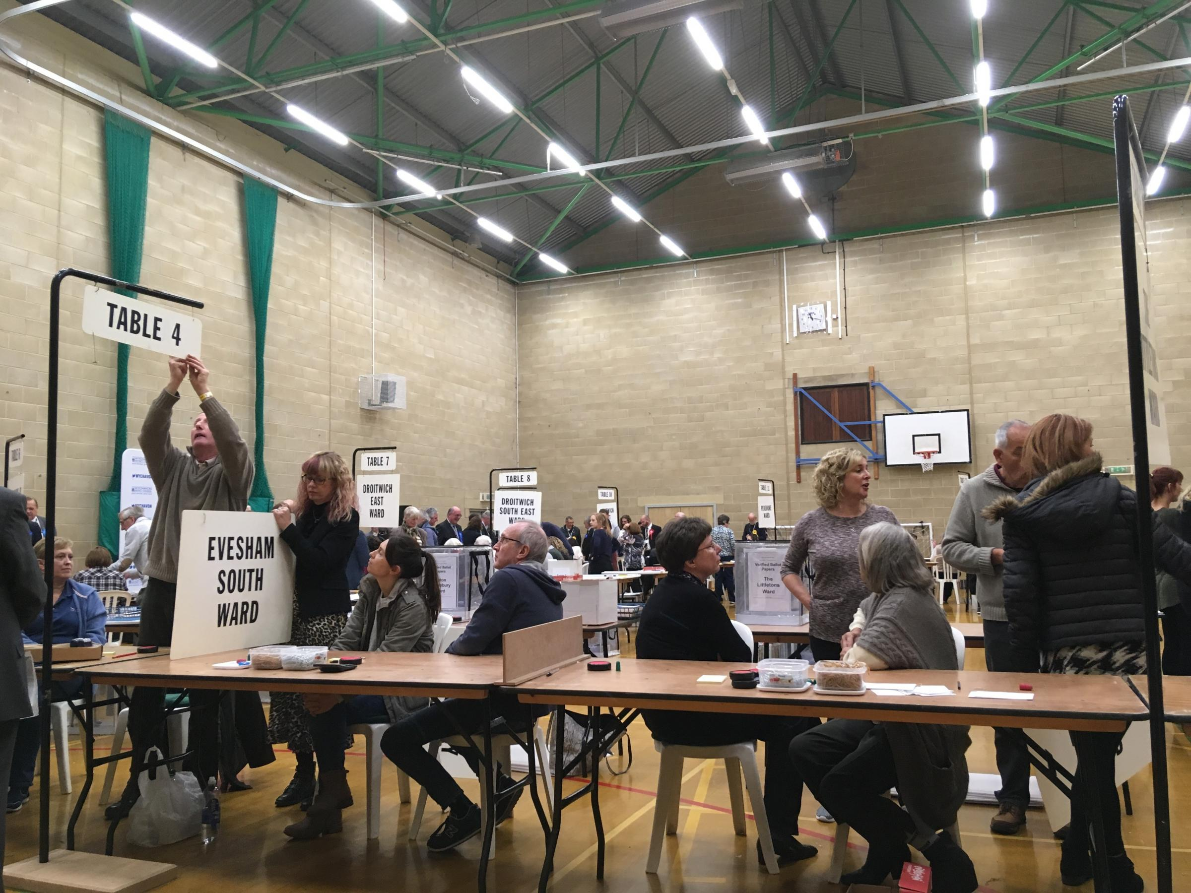ELECTION 2019: The Conservatives mantained a strong grip on Wychavon District Council despite losing seats. The Green Party made history by gaining its first two councillors and the Lib Dems gained another councillor in Pershore.