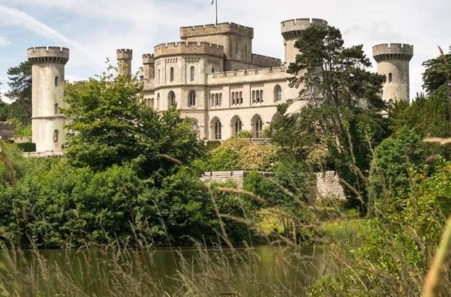 VENUE: Eastnor Castle