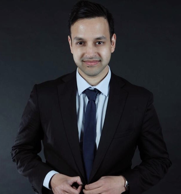 Ahmed Ejaz is running to represent the West Midlands region in the European Parliament elections.