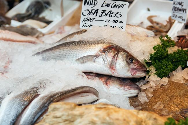 Fresh fish counter - library picture. Getty Images