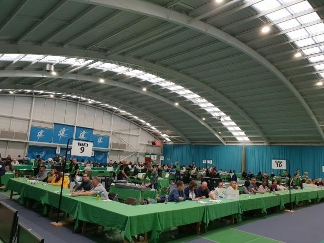 The votes are counted in Sandwell