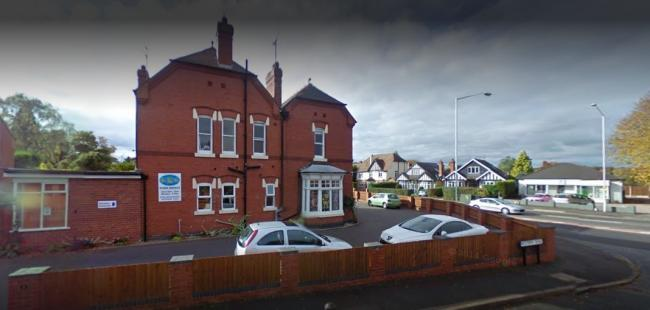 Duckings Day Nursery, on Western Road, Hagley, is up for a national award. Picture: Google Maps.