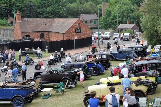 The Festival of Vehicles returns to the Black Country Living Museum on Sunday June 16.