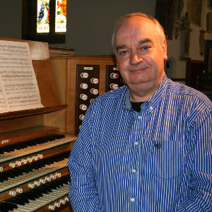 'About An Hour': John Brierley – Organ Recital
